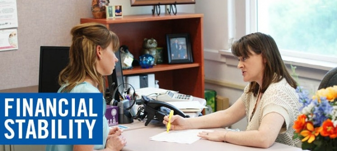 Learn more about how United Way is helping improve financial stability in the community!